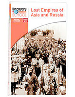 Lost Empires of Asia and Russia DVD