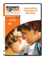 Intermediate Listening and Speaking DVD