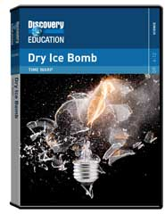 Time Warp: Dry Ice Bomb DVD