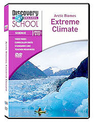 Arctic Biomes: Extreme Climate DVD