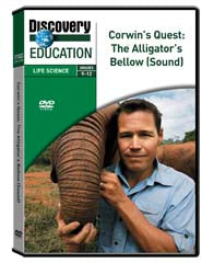 Corwin's Quest: The Alligator's Bellow (Sound) DVD