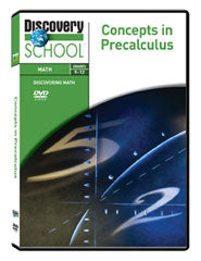 Concepts in Precalculus 2-Pack DVD