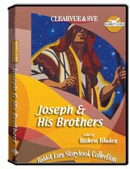 Rabbit Ears Storybook Collection: Joseph  and  His Brothers DVD