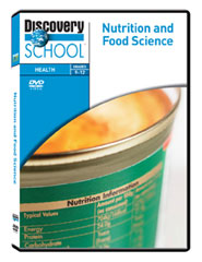 Nutrition and Food Science DVD