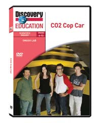 Smash Lab: CO2 Cop Car DVD