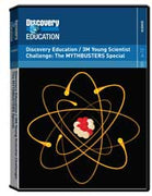 Discovery Education / 3M Young Scientist Challenge: The MythBusters Special DVD