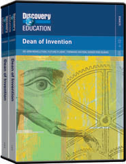 Dean of Invention 8-Pack DVD