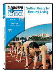 Setting Goals for Healthy Living DVD