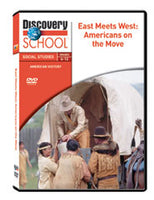 East Meets West: Americans on the Move DVD