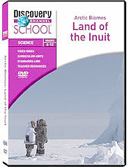 Arctic Biomes: Land of the Inuit DVD