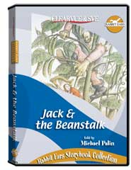 Rabbit Ears Storybook Collection: Jack  and  the Beanstalk DVD
