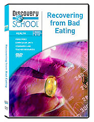 Recovering from Bad Eating DVD