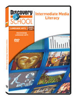 Intermediate Media Literacy DVD