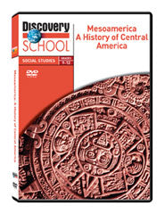 Mesoamerica: A History of Central America DVD