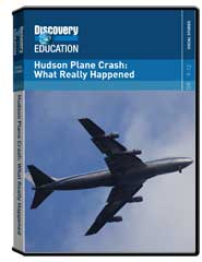 Hudson Plane Crash: What Really Happened DVD