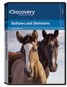 NORTH AMERICA: Outlaws and Skeletons DVD