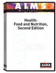 Health: Food and Nutrition, Second Edition DVD