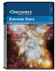 How the Universe Works: Extreme Stars DVD