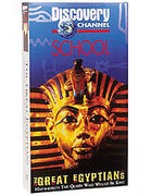 Akhenaten: The Rebel Pharaoh  and  the Mystery of Tutankhamen DVD