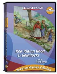 Rabbit Ears Storybook Collection: Red Riding Hood  and  Goldilocks DVD
