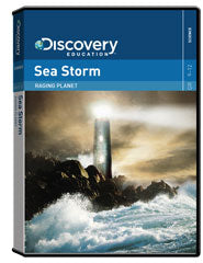 Raging Planet: Sea Storm DVD