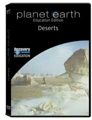 PLANET EARTH: Deserts DVD