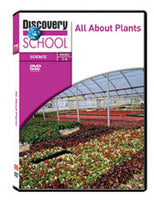 All About Plants DVD