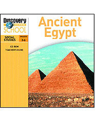 Ancient Egypt CD-ROM