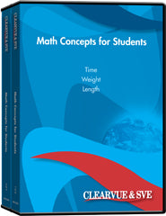 Math Concepts for Students 5-Pack DVD