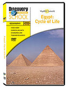 Mystic Lands: Egypt: Cycle of Life DVD