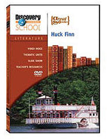 Great Books: Huck Finn DVD