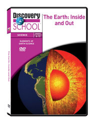 The Earth: Inside and Out DVD