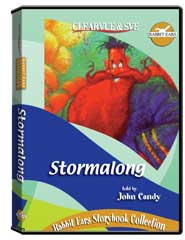 Rabbit Ears Storybook Collection: Stormalong DVD