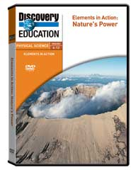 Elements in Action: Nature's Power DVD