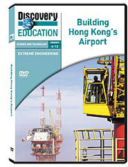 Extreme Engineering: Building Hong Kong's Airport DVD