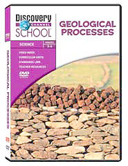Geological Processes DVD