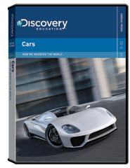 How We Invented the World: Cars DVD