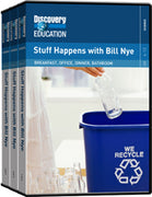 Stuff Happens with Bill Nye 12-Pack DVD