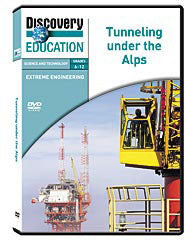Extreme Engineering: Tunneling under the Alps DVD