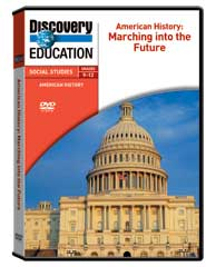 American History: Marching into the Future DVD