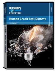 Time Warp: Human Crash Test Dummy DVD