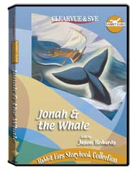 Rabbit Ears Storybook Collection: Jonah  and  the Whale DVD