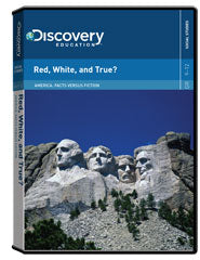 America: Facts versus Fiction: Red, White, and True? DVD