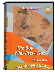 Rabbit Ears Storybook Collection: The Boy Who Drew Cats DVD