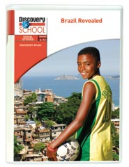 Discovery Atlas: Brazil Revealed 2-Pack DVD