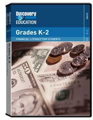 Financial Literacy for Students: Grades K-2 DVD