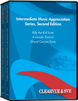Intermediate Music Appreciation Series, Second Edition 5-Pack DVD