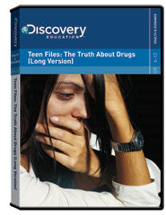 Teen Files: The Truth About Drugs DVD Long Version