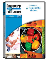 Food Basics: At Home in the Kitchen DVD Spanish