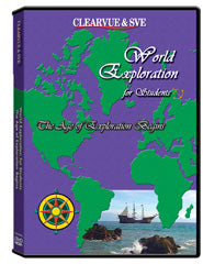 World Exploration for Students: The Age of Exploration Begins DVD